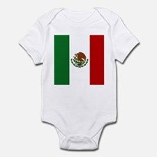 Mexican Infant Bodysuit