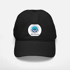 Micronesian Coat of Arms Seal Baseball Hat