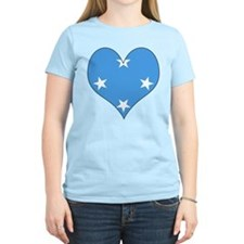 I Love micronesia T-Shirt