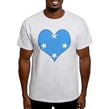 I Love micronesia T-Shirt