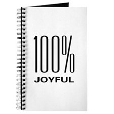 100 Percent Joyful Journal