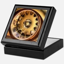 Wheel Glow Keepsake Box