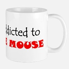 ADDICTED TO THE MOUSE WDW Disney World Mug