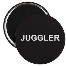 Juggler Magnet