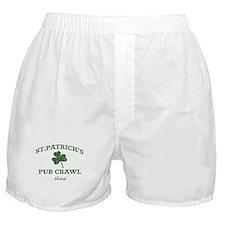 Maui pub crawl Boxer Shorts