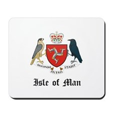 Isles Coat of Arms Seal Mousepad