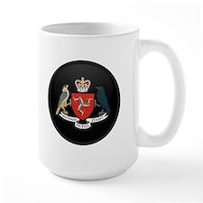 Coat of Arms of Isle of Man Mug