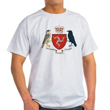 Isle of Man Coat of Arms T-Shirt