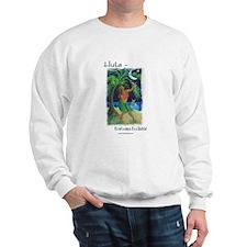 Hula Lifestyle - Under a Hawaiian Moon Sweatshirt