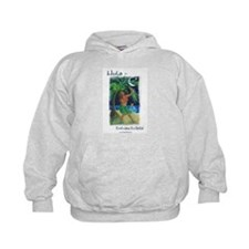Hula Lifestyle - Under a Hawaiian Moon Hoodie