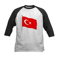 Turkey Flagpole Tee
