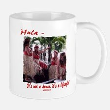 Hula Lifestyle - Four Graces Mug