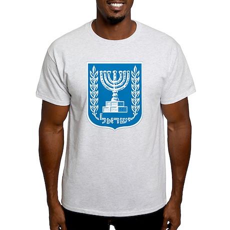 Israel Coat of Arms Light T-Shirt