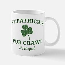 Portugal pub crawl Mug