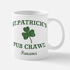 Panama pub crawl Mug