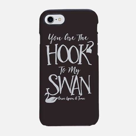The Hook to my Swan iPhone Case
