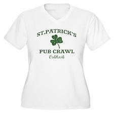 Oshkosh pub crawl T-Shirt