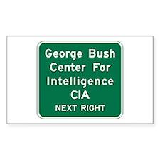 George Bush Center For Intelligence, Virginia Stic
