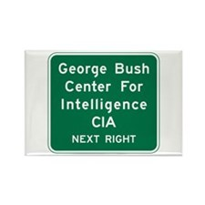 George Bush Center For Intelligence, Virginia Rect