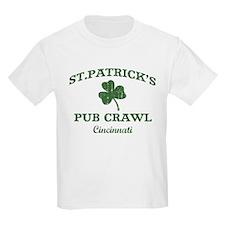 Cincinnati pub crawl T-Shirt