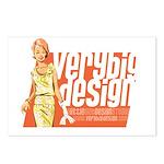 VBD Logo Postcards (Package of 8)