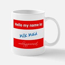 Milk Maid Mug