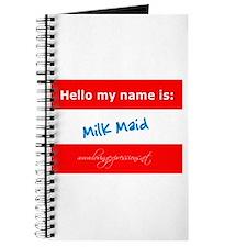 Milk Maid Journal