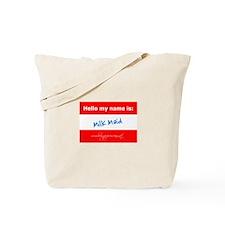 Milk Maid Tote Bag