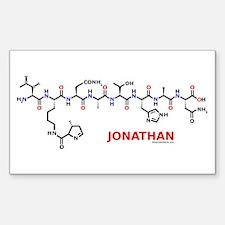 Jonathan molecularshirts.com Decal