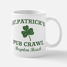 Boynton Beach pub crawl Mug