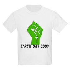 Earth Day green power T-Shirt