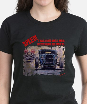 Speed! Women's Dark T-Shirt