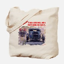Speed! Tote Bag
