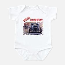 Speed! Infant Bodysuit