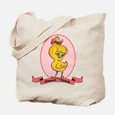 Omani Chick Tote Bag