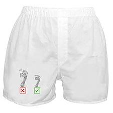 Small carbon footprint Boxer Shorts