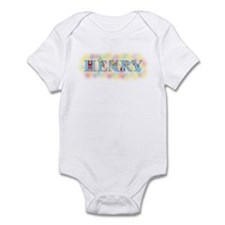 """""""Henry"""" with Mice Infant Bodysuit"""