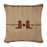 Western Woven Pillows