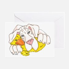 NW Ducky Greeting Card