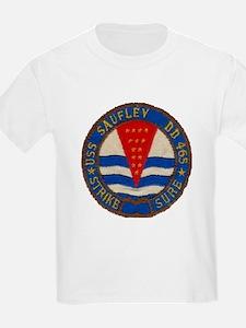 USS SAUFLEY T-Shirt