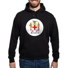 Jamaican Coat of Arms Seal Hoodie