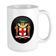 Coat of Arms of Jamaica Mug