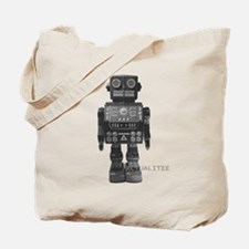 ROBBOT1 Tote Bag