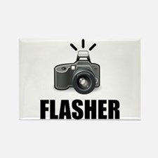 Flasher Camera Photographer Magnets