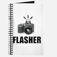 Flasher Camera Photographer Journal