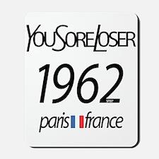 YSL Humor Mousepad