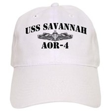 USS SAVANNAH Baseball Cap