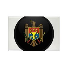 Coat of Arms of Moldova Rectangle Magnet