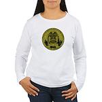 Riverton Police Women's Long Sleeve T-Shirt