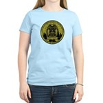 Riverton Police Women's Light T-Shirt